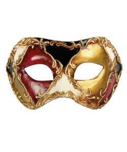 Maska wenecka - Colombina Sacchi Colore