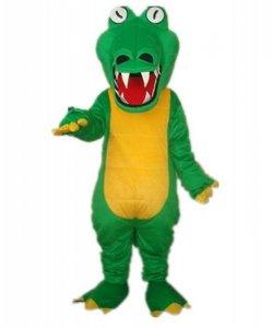Strój chodzącej maskotki - Krokodyl 9