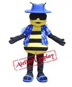 Strój chodzącej maskotki - Pszczoła Turysta