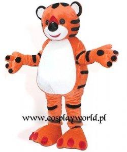Strój reklamowy - Tygrysek Grubasek