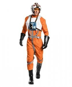 Kostium z filmu - Star Wars X-Wing Pilot Deluxe