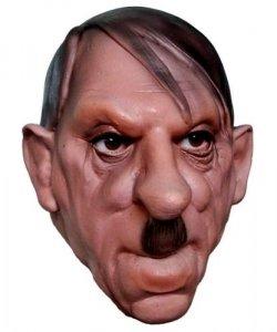 Maska lateksowa - Crazy Adolfo