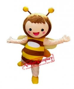 Strój chodzącej maskotki - Pszczoła Majka