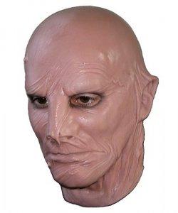 Maska lateksowa - Poparzona twarz