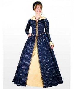 Kostium teatralny - Królowa Szkocji