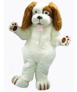 Strój chodzącej maskotki - Pies 21