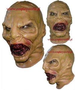 Maska lateksowa - Zombie