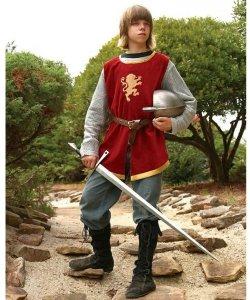 Uniform Dla Dziecka - Rycerz