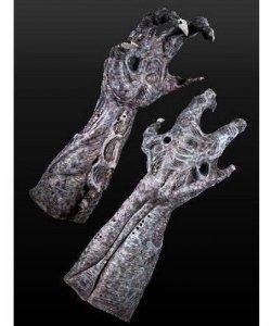 Rękawice lateksowe - Alien