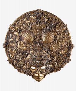 Maska wenecka - Atlas Baroque