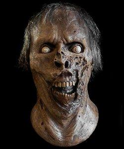 Maska lateksowa - The Walking Dead Zombie XI