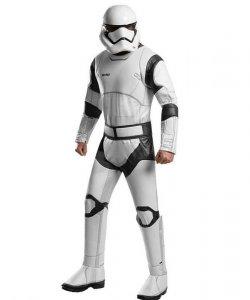 Kostium z filmu - Star Wars 7 Stormtrooper Deluxe