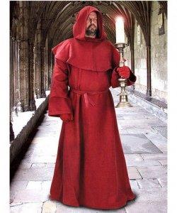 Kostium teatralny - Inkwizytor