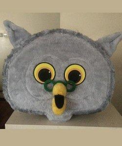 Głowa chodzącej maskotki - Sowa
