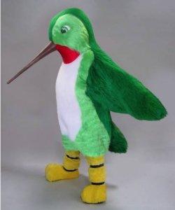 Chodząca maskotka - Koliber