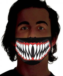 Maska zakrywająca usta i nos - Korona Beast I