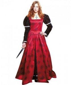 Kostium teatralny - Milady de Winter