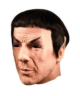 Maska lateksowa - Star Trek Spock