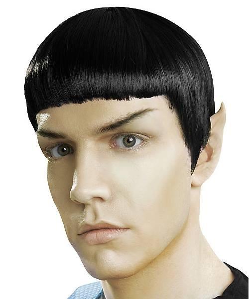 Peruka z filmu - Star Trek Spock