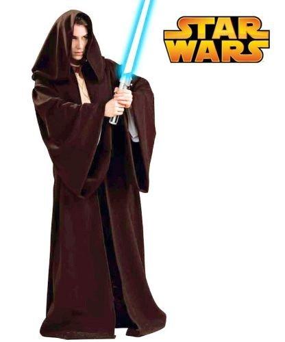 Kostium z filmu - Star Wars Peleryna Jedi Deluxe