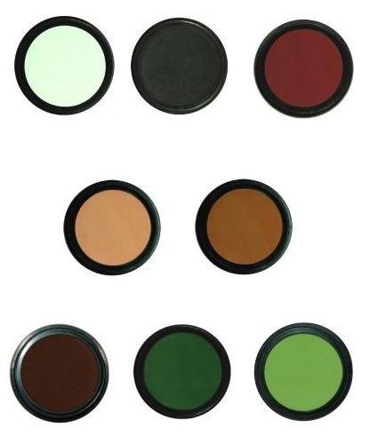 Profesjonalna farba do charakteryzacji - Szary 20 g