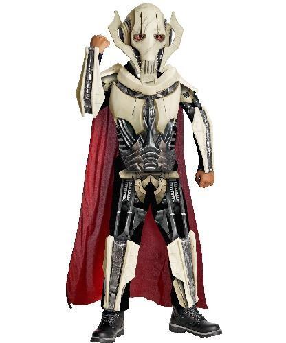 Kostium Karnawałowy dla dziecka - Star Wars Generał GRIEVOUS