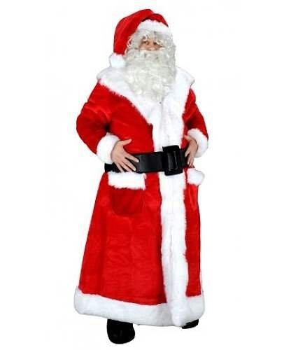 Profesjonalny kostium świąteczny - Święty Mikołaj II