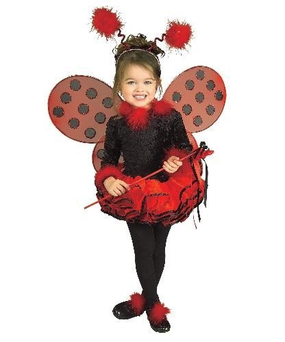 Kostium Karnawałowy dla dziecka - Biedroneczka