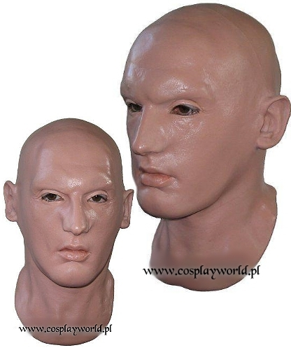 Maska Viktor widok