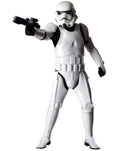 Kostium z filmu - Star Wars Stormtrooper Supreme