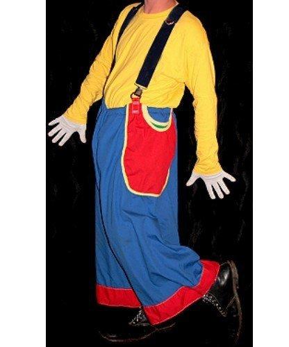 Profesjonalny strój dla klauna - Klaun Cyrkowy1