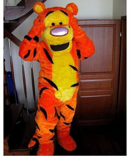 Wypożyczenie stroju chodzącej maskotki - Tygrysek