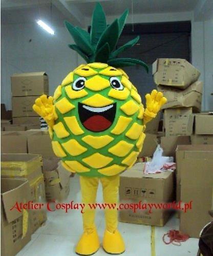 Strój reklamowy - Ananas