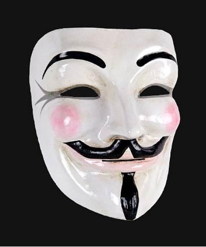 Maska wenecka - Vendetta