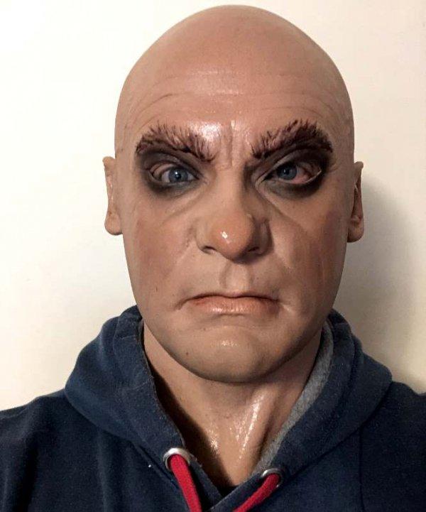 Twarz meska maska Dario