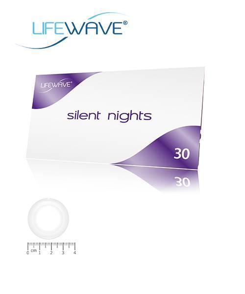 LifeWave Silent Nights Plastry