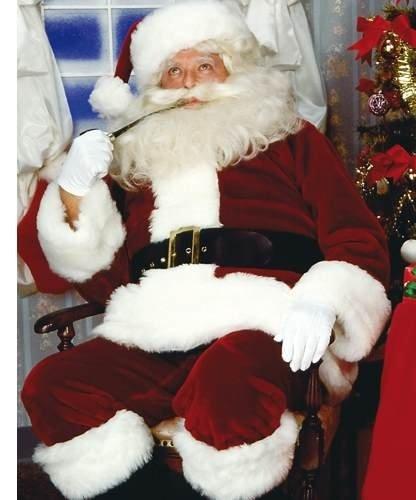 Kostium świąteczny - Święty Mikołaj Imperial