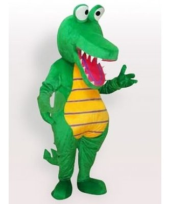 Strój reklamowy - Krokodyl 4