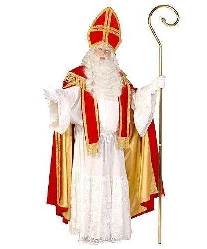 Profesjonalny kostium teatralny - Święty Mikołaj Supreme