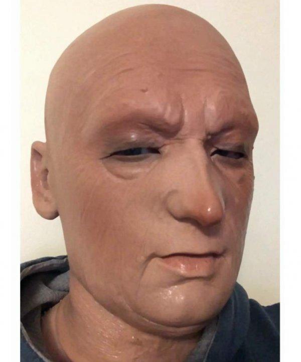 Maska lateksowa - Doktor