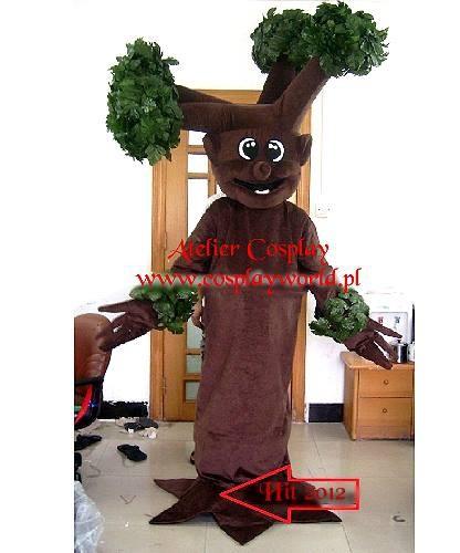 Strój reklamowy - Drzewo