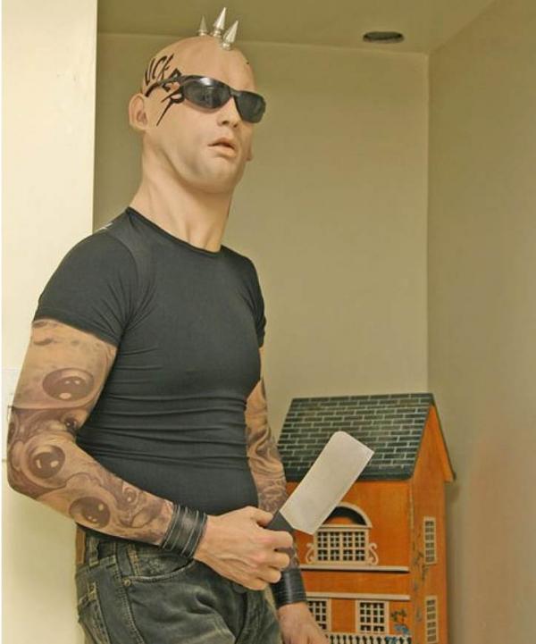Artysta Punk