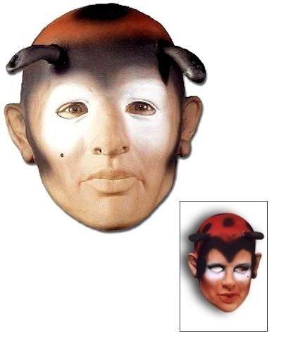 Maska lateksowa - Biedronka Edgar