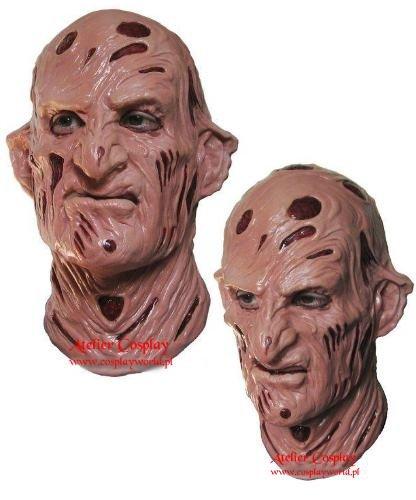 Maska lateksowa - Freddy Kruger III