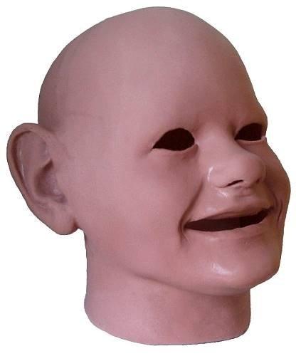 Maska lateksowa - Horror Kid