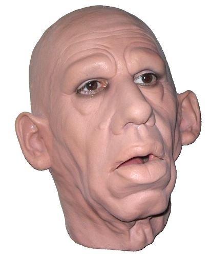 Maska lateksowa - Funny Man
