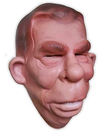 Maska lateksowa - Leonid