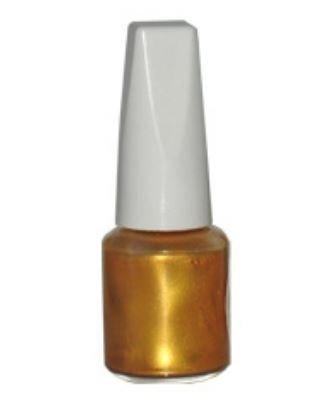 Lakier do zębów - złoty 7 ml