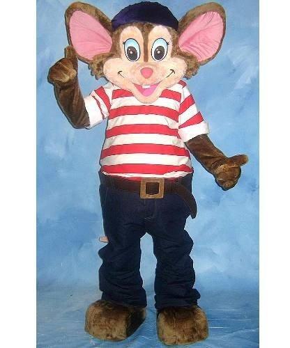 Strój reklamowy - Mysz Marynarz
