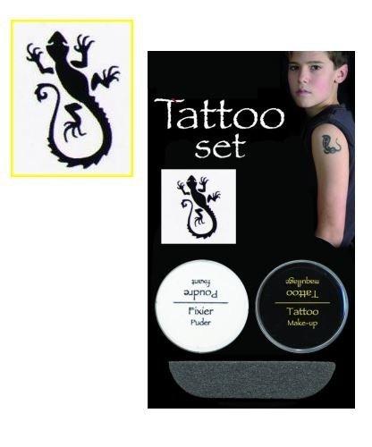 Tatuaż zmywalny - Jaszczurka